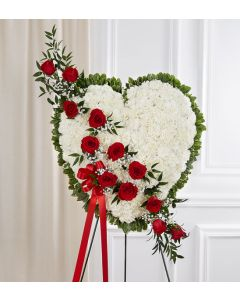 Always In My Heart Wreath